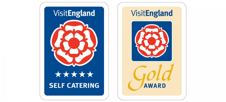 Sycamore Cottage awarded 5 Star Gold